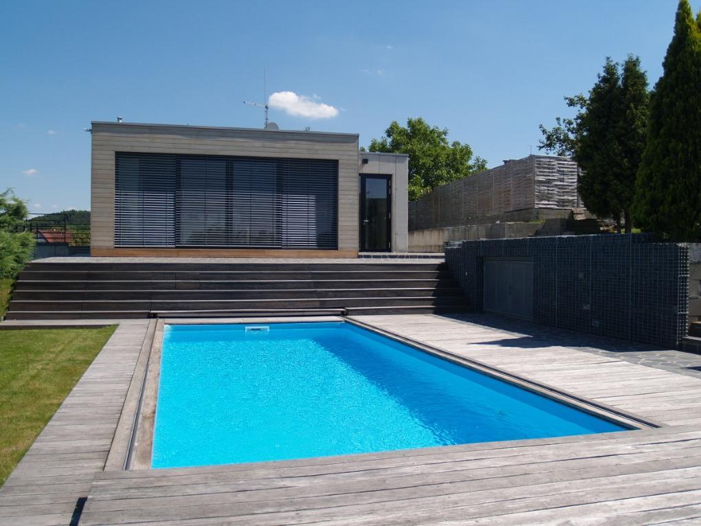 Rodinný dom Roudnice nad Labem od OK PLAN ARCHITECTS