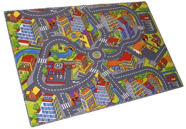 Detský koberec cesty SMART 133x165 cm