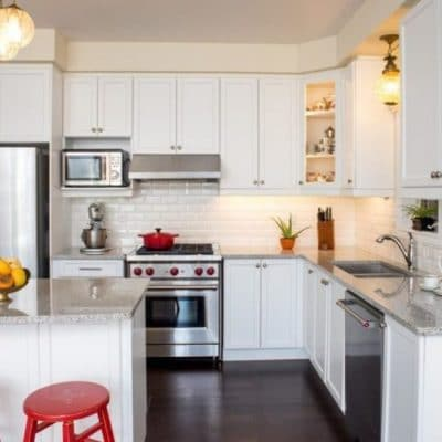 Kuchyňa s umývačkou riadu