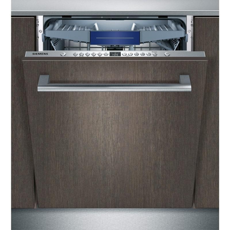 Siemens SN636X01KE plne vstavaná umývačka riadu, 60 cm