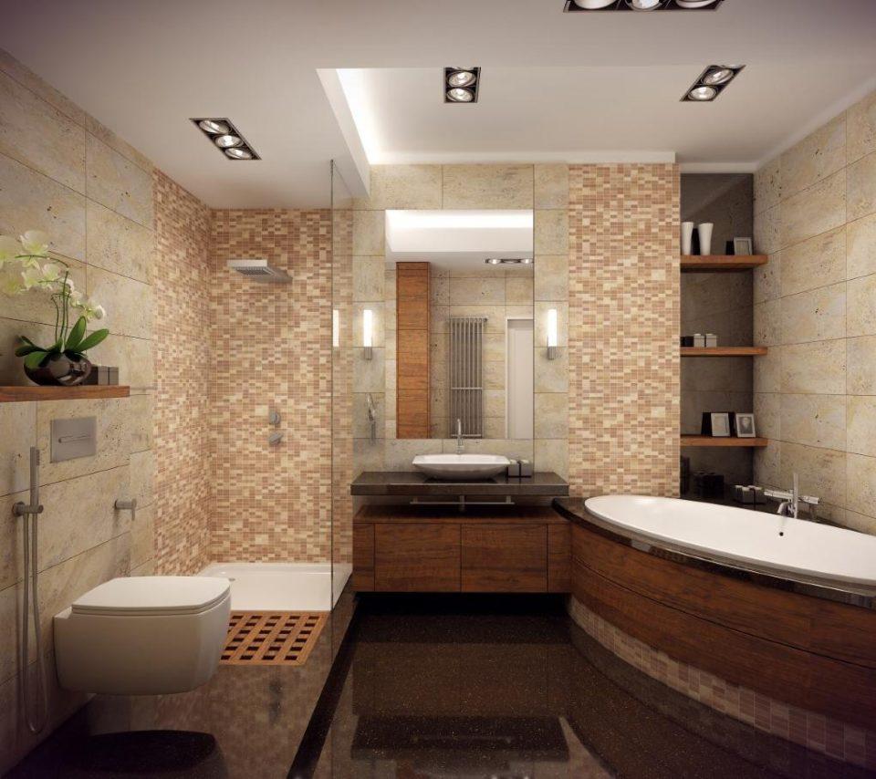 Inšpirácia kúpeľne od Biano