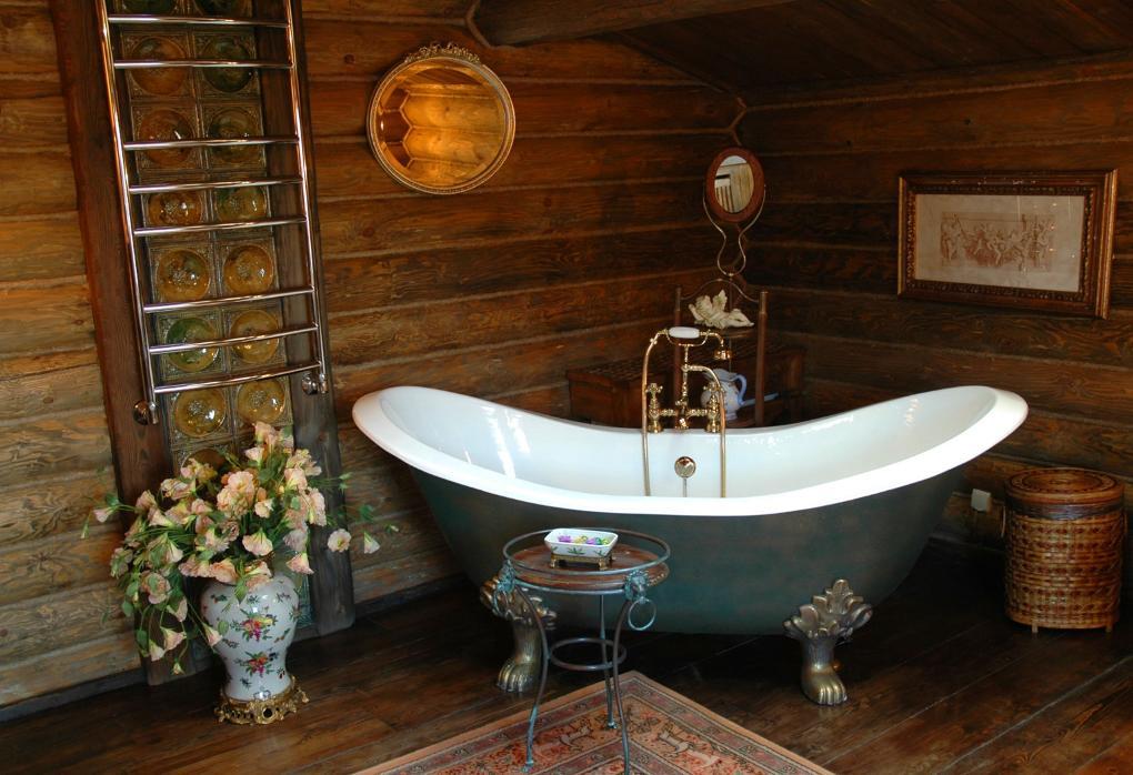 Inšpirácie vintage kúpeľne od Biano