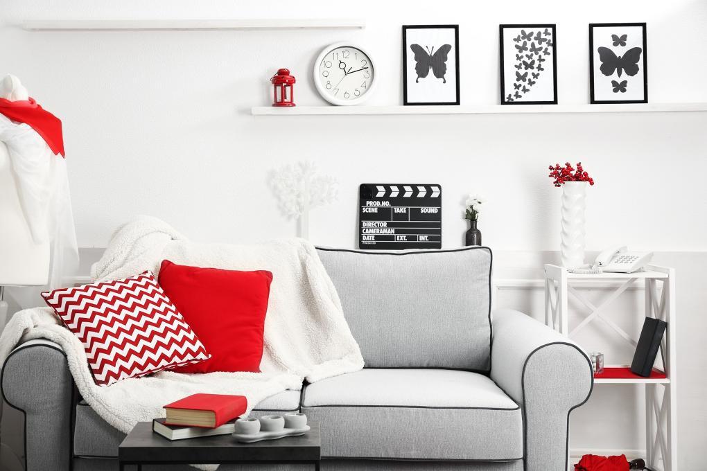 Inšpirácia obývačka od Biano