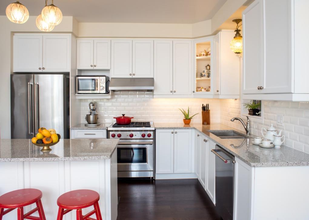 Inšpirácia kuchyňa do L od Biano