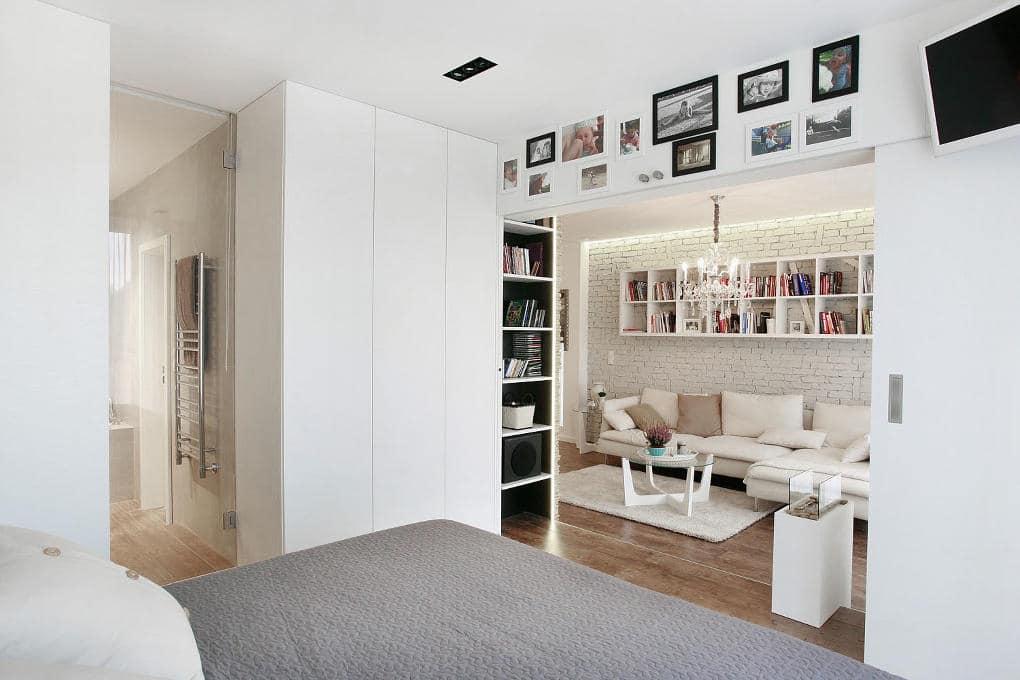 Inšpirácia interiér bytu od Štúdio MUUR