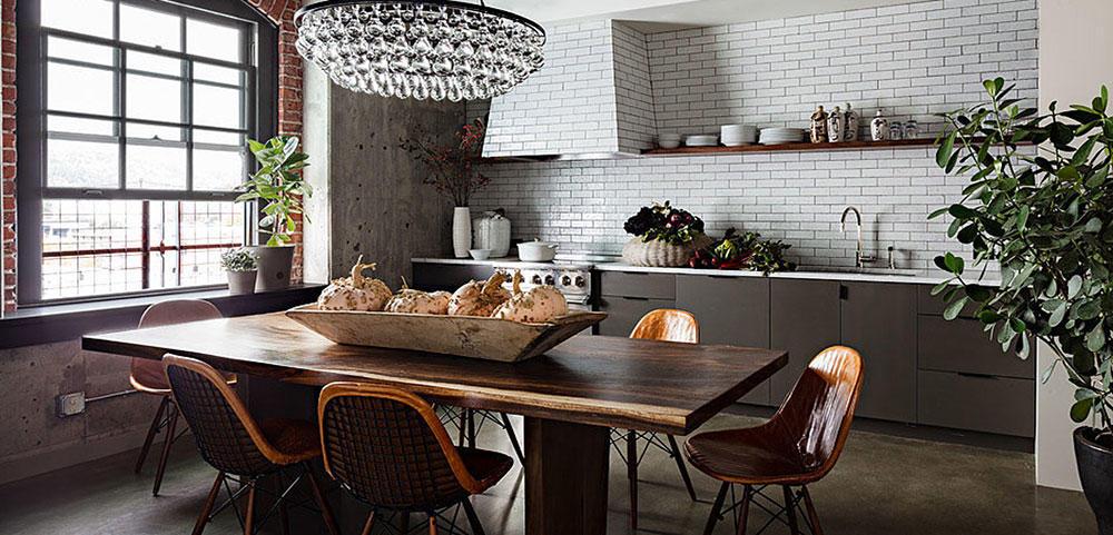 Inšpirácia kuchyňa a jedáleň - od Möbelix SK