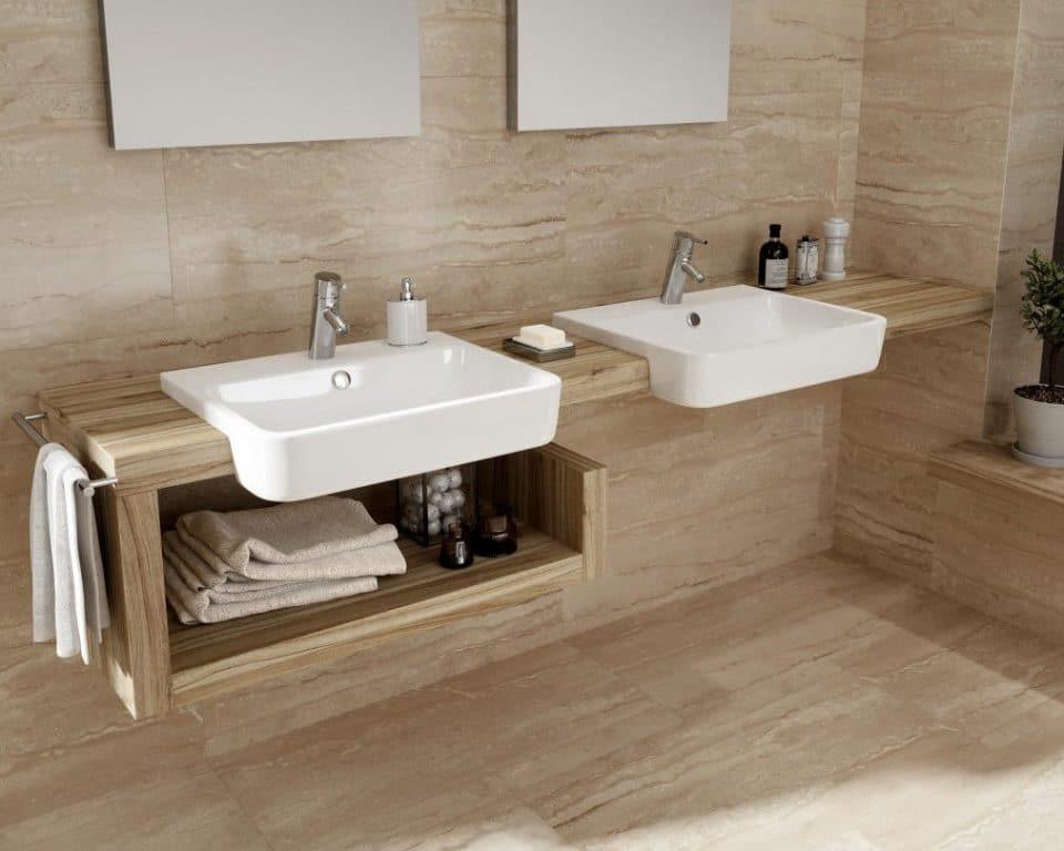fd1795a96fa82 Nájsť úložné priestory v malej kúpeľni je ťažké aj v prípadoch, kedy máte  možnosť celé kúpeľňové jadro zrekonštruovať od úplného základu.