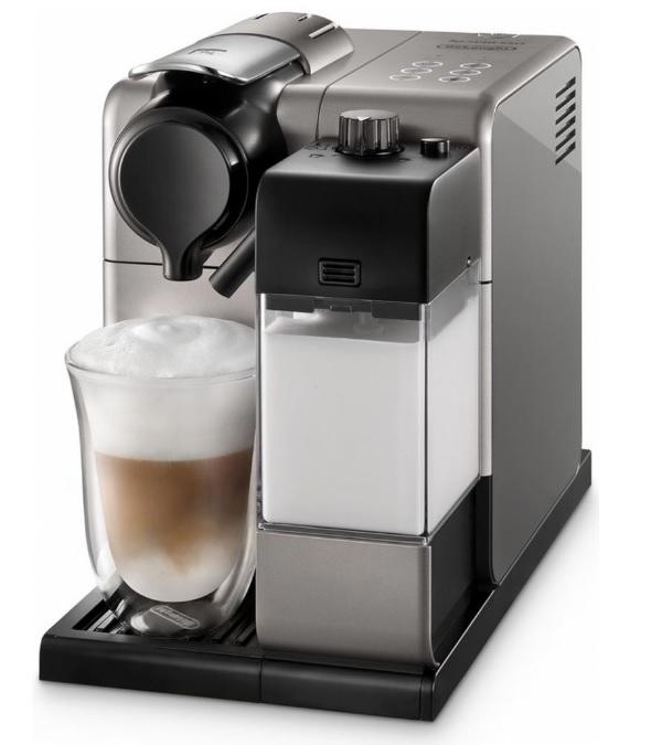 DeLonghi EN 550.S Nespresso Lattissima Touch strieborné