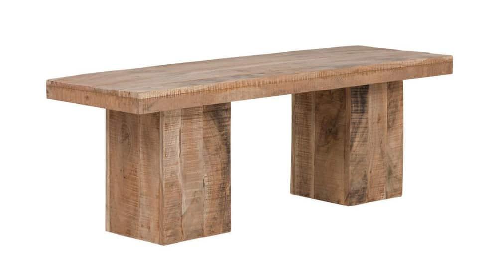 Lavice z akáciového dřeva SOB Rustic