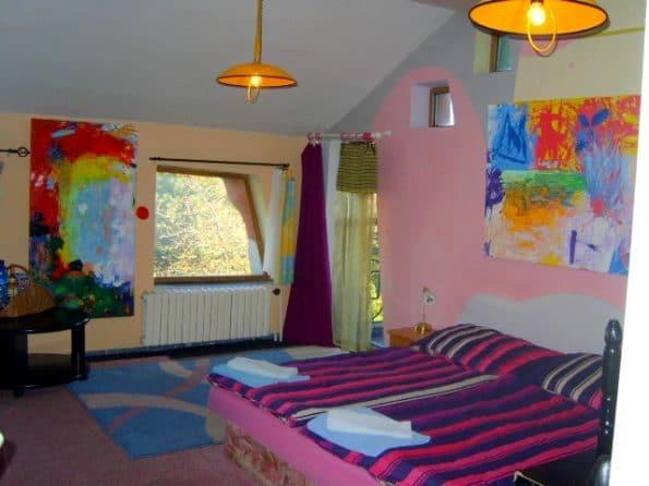 Zdroj: Bratislavský hotel Gallery