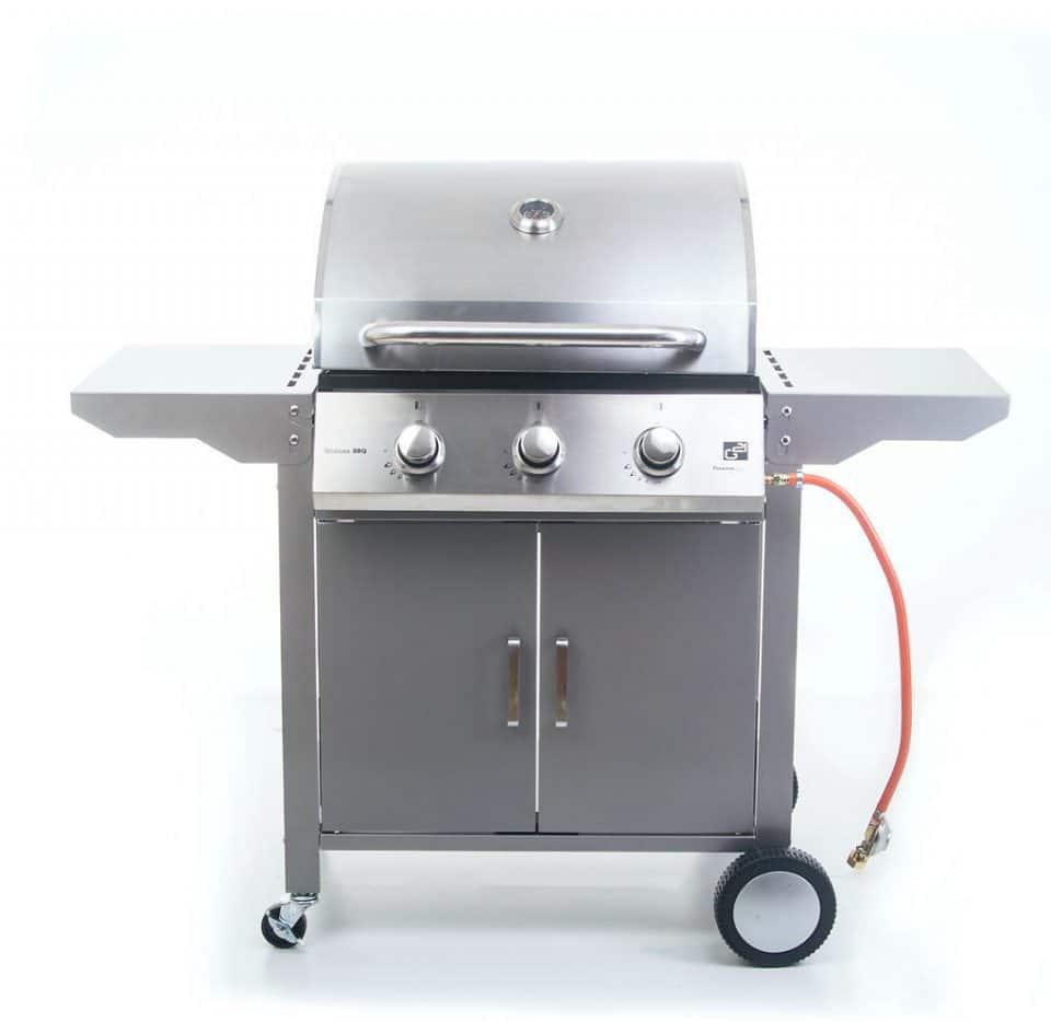 G21 Plynový gril Oklahoma, BBQ Premium Line 3 hořáky + zdarma redukční ventil $ 83980329