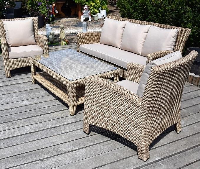 Luxusný záhradný set