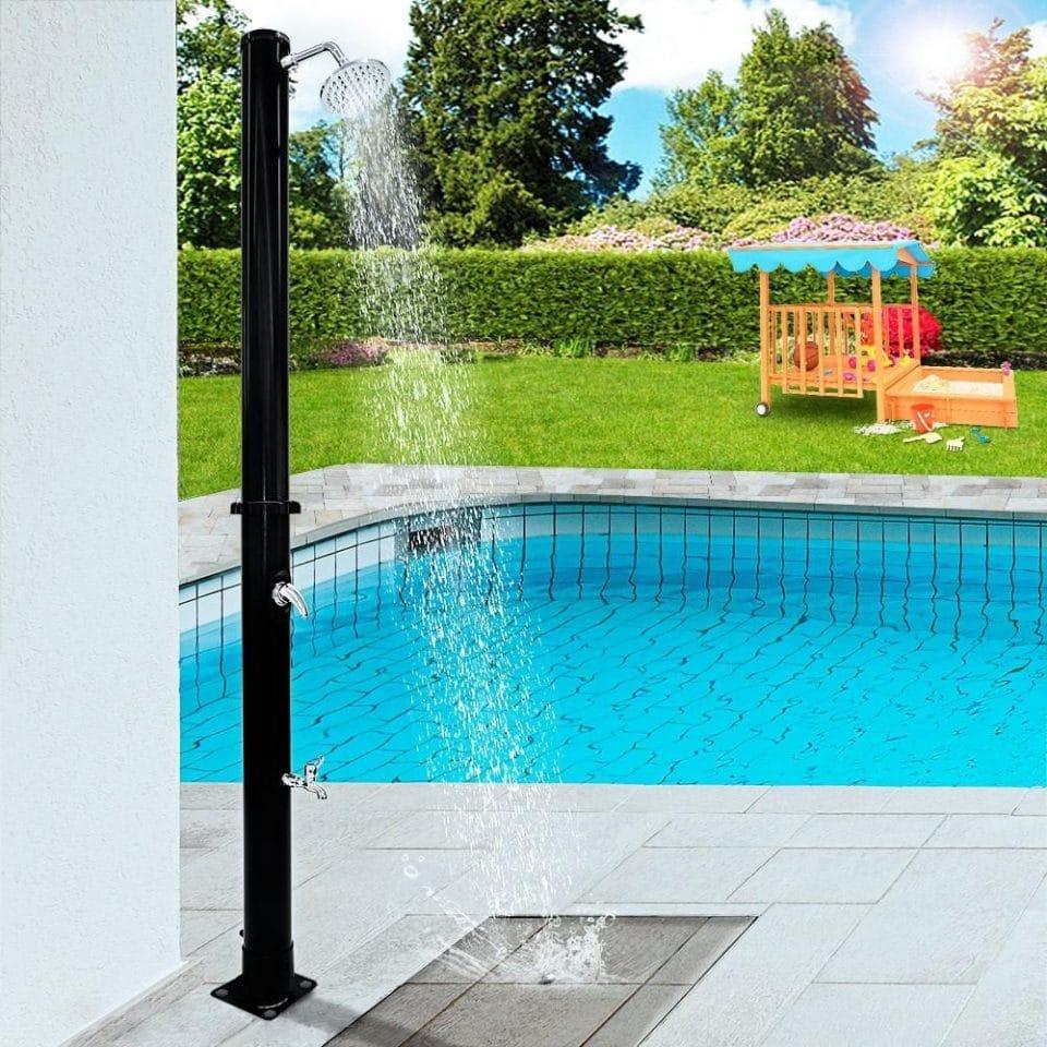 Jurhan & Co.KG Germany Solárna záhradná sprcha DELFINA 20 l