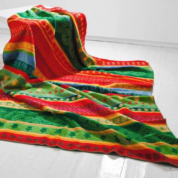 Masai Mara 150x200 cm - 60% bavlna, 40% akryl - 450g/m2