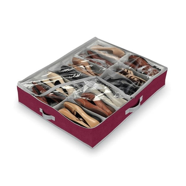 Vínový organizér na 12 párov obuvi Domopak Flair